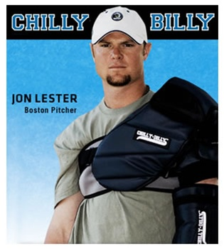 Chilly Billy Ice Compress Shoulder Elbow Wraps For