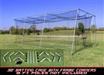 Cimarron 30x12x10 Frame Corner Kit with Net