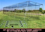 Cimarron 60x12x10 Frame Corner Kit with Net
