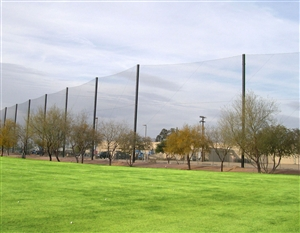 Cimarron 25'x100' Golf Barrier Netting