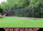 Cimarron 70x15.5x12 Deluxe Complete Commercial Batting Cage Frame