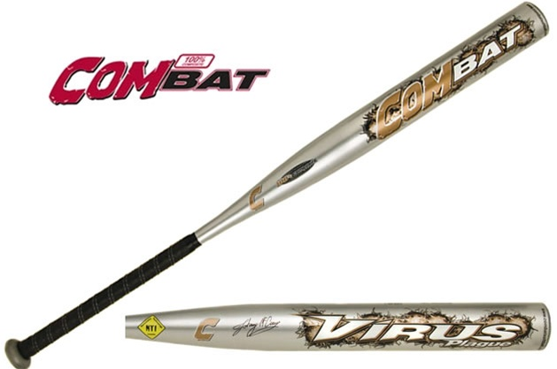 Combat Virus Plague Composite Slowpitch Softball Bat ...