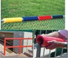 SafeFoam™ Premium Baseball Field Fence Padding