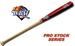 D-Bat Pro Stock Series Wood Bats