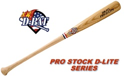 D-Bat Pro Stock D-Lite Wood Bats
