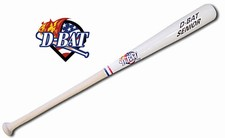 D-Bat Senior League Series Wood Bat