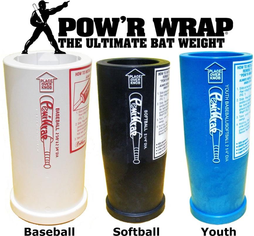 Pow R Wrap Bat Weights Hittingworld Com