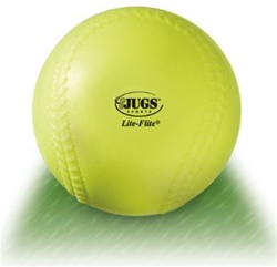 "JUGS Lite-Flite 11"" or 12"" Softballs"