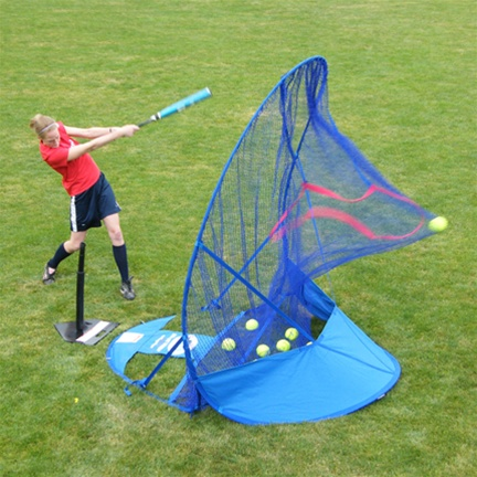 Jugs Instant Screen Portable Baseball Softball Net