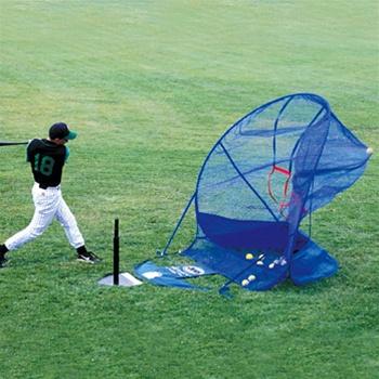 Jugs Instant Screen Portable Baseball Softball Net