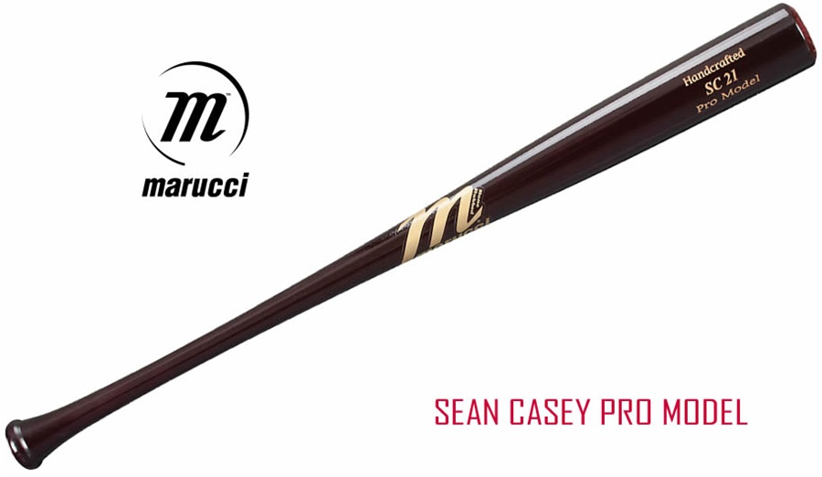 3b673104027 Marucci SC21 Sean Casey Pro Model Maple Wood Bat