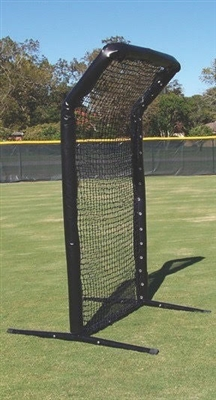 Muhl 7'x4' PRO HEAD SAVER Front Toss Screen