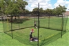 Muhl 30x30x12 Power Dome Batting Cage