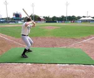 ProMounds 6x12 Plain Batting Mat Pro