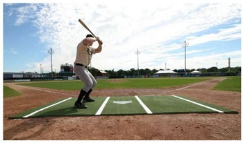 ProMounds Batting Stance Mat Pro
