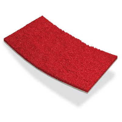 ProMounds GT48 RED Padded Artificial Turf