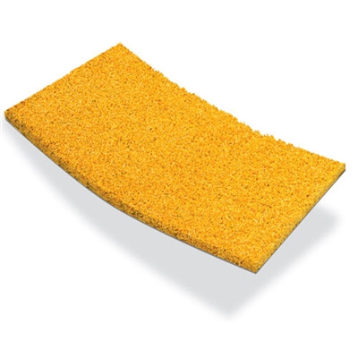 ProMounds GT48 YELLOW Unpadded Artificial Turf