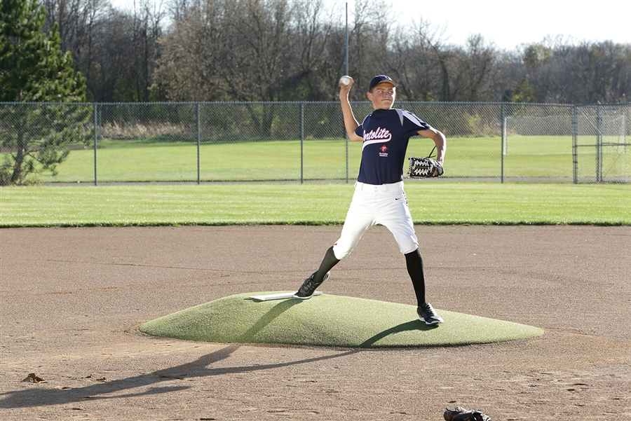 Portolite 10 Quot Indoor Outdoor Game Pitching Mound