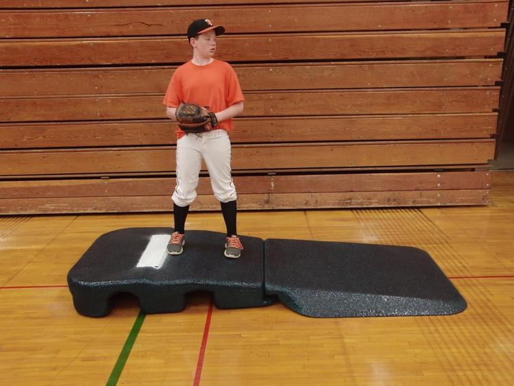 Portolite Indoor Pro Practice Pitching Mound