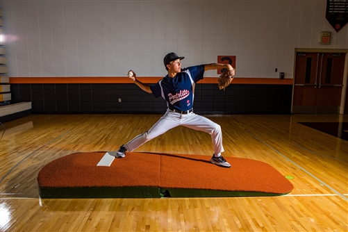 Portolite Indoor/Outdoor Pro Practice Pitching Mound
