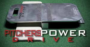 Pitchers Power Drive -  Pitcher Training Device
