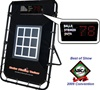 Radar Pitching Trainer, Pitching Target & Virtual Umpire