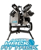 JUNIOR HACK ATTACK 3-Wheel Softball Pitching Machine