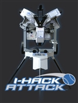 I-HACK ATTACK 3-Wheel Baseball Pitching Machine