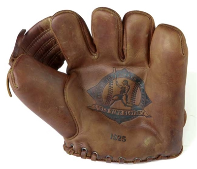Shoeless Joe 1925 Fielders Glove
