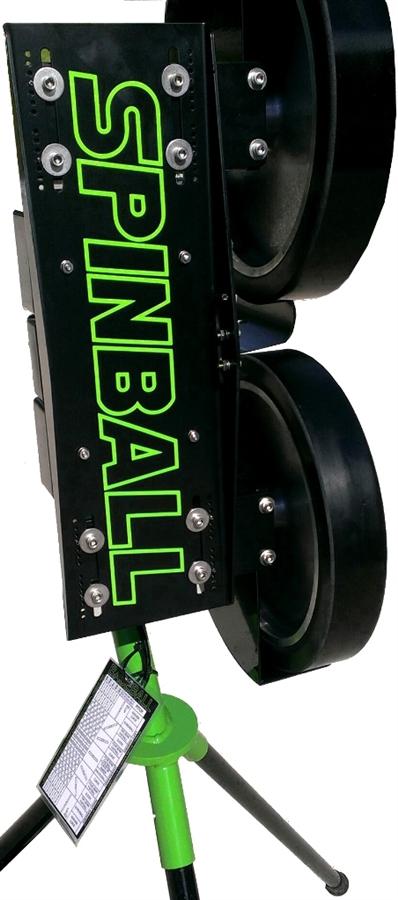 SPN BALL 2?1409906368 spinball wizard 2 wheel pitching machine, baseball & softball Jugs Softball at panicattacktreatment.co