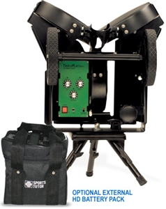 Triple Play BASIC 3-Wheel Softball Pitching Machine