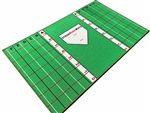 StrideRight 4' x 6.5' Beginning Hitter Turf Mat