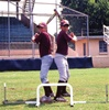 Hands Back Hitter Pro Team Model Baseball Training Aid