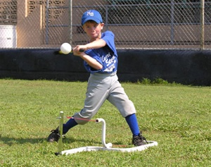 Hands Back Hitter Youth Model Baseball Training Aid