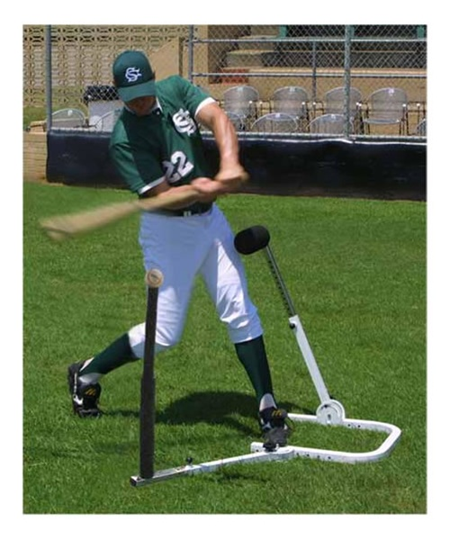 Swingbuster Stay Back Hitting Tee Baseball Training Aid