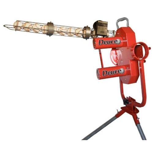 Heater Deuce 2 Wheel Fastball Amp Curveball Pitching Machine