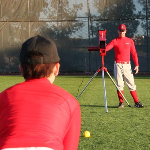 Heater Softball Pitching Machine Hittingworld Com