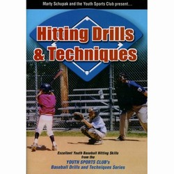 Hitting Drills & Techniques DVD
