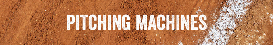 You are here: Home > Pitching Machines