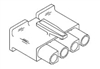 4 CIRCUIT POWER RECEPTACLE; 03-12-1046