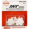 MOLEX KIT    .093 3 CIR; 1396PRT