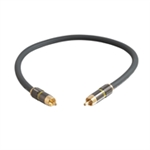 1.5ft COMPOSITE VIDEO CABLE; Part no: 40096