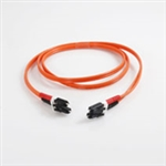 FIBER MM 1M LC LC 50um DPX PVC; Part no: 850-LL2-003
