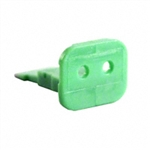 AW2S; 2 PIN PLUG WEDGE