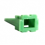 AW4P; 4 PIN RECEPTACLE WEDGE