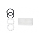 Collector Tube Assembly with Gaskets for DS Series Desoldering Stations; Part Number: DS103