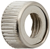 Knurled Tip Nut for  WP25 and WP40 Soldering Irons; Part Number: KN60