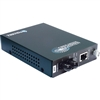 MEDIA CONVERTER CAT5 to FIBER ST-type; TFC-110MST