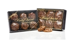 Praline Gift Box - 12 pc. Box - Chewy Coconut Pecan