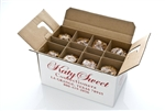 Chewy Coconut Pecan - 24 pc. Box